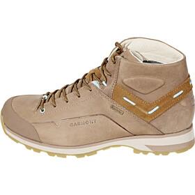 Garmont Miguasha Nubuk GTX Mountaineer Shoes Damen beige/light blue
